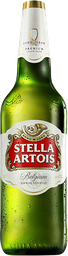 Cerveza Stella Artois Botella 1 L