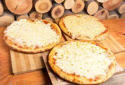 3X2 Pizza Muzzarella