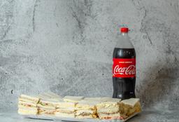Sandwiches Copetín Surtidos + Bebida 1,5 litros