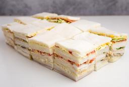 Sándwiches de Copetín Mixtos  x 6