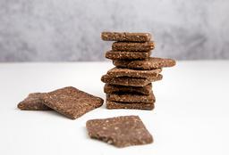 Galletas Veganas de Avena y Cacao