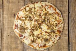 Pizzeta con Cebolla