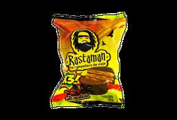 1 Rastaman + Bebida a Elección + Sandwich de Jamón y Queso