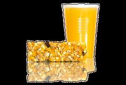 1 Natural Bars + Jugo de Naranja