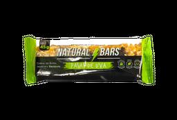 1 Natural Bars + Bebida a Elección + Sandwich de Jamón y Queso