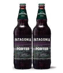 2 PORTER patagonia 740ml