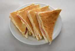 Sandwich Caliente Clásico