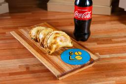🥟3 Empanadas + Coca-Cola