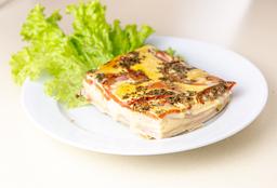 Tarta de Tomate y Orégano