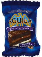 Alfajor Aguila Mini Torta 72 Grs