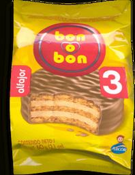 Alfajor Triple Bon O Bon 60G