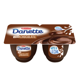 Danette Chocolate X 2