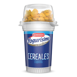 Yogurisimo Capuchon Cereal Zucaritas 166 Grs.