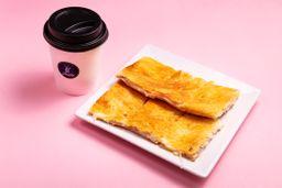 Sándwich Caliente & Café