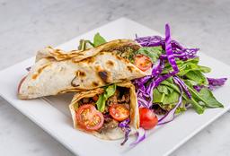 Tacos con Mix de Vegetales