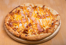 Pizzeta Bacon Cheddar