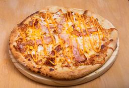 Pizzeta Bacon Cheddar - 32 cm