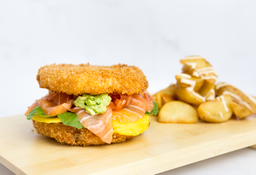 Hamburguesa Pink Burger