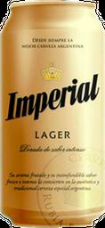 Cerveza Imperial - 500 ml