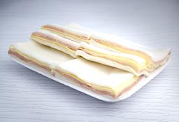 Sandwiches de Jamón y Queso