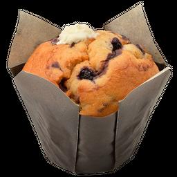 Muffins Queso y Arandanos