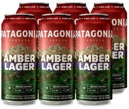 Pack x 6 Patagonia Amber Lager