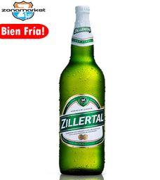 Cerveza Zillertal 960ML