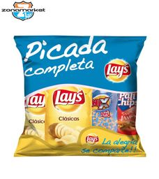 Pack Picada Completa 320G