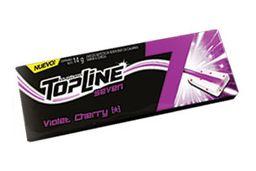Chicle Topline Seven Cherry