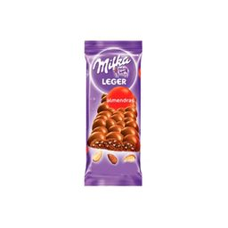 Chocolate Leger Almendras 100 g