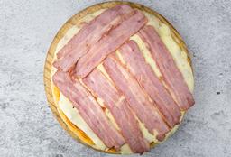 Pizzeta Bacon - 28 Cm