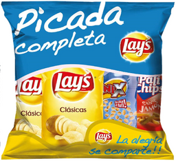 Pack picada