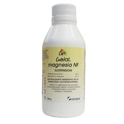 Gelal Magnesia Nf Suspension 180 G