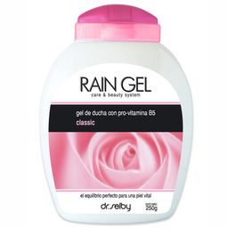 Rain Gel Shower Gel Classic 250 Grs.