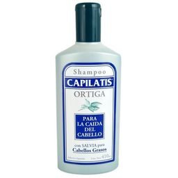 Capilatis Shampoo Cabellos Grasos 420 Ml