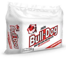 Bull Dog Jabon Para Lavar Ropa 250Grs