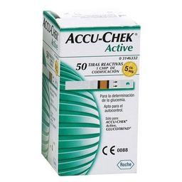 Accu-Chek Active 50 Tiras