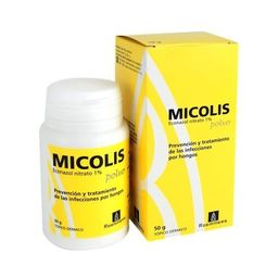 Micolis Polvo 50 G