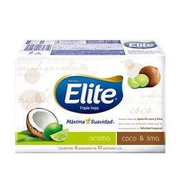 Elite Pañuelos Aromas Premium X6