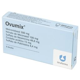 Ovumix 6 Ovulos
