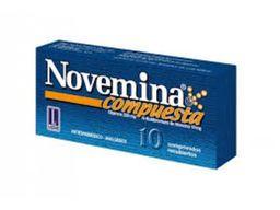 Novemina Compuesta 10 Comprimidos