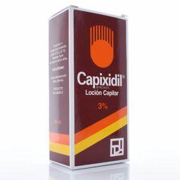 Capixidil 3 % Loción 40 Ml