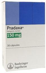 Pradaxa 150 Mg 30 Capsulas