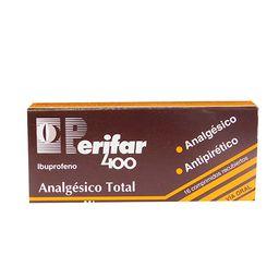 Perifar 400 Mg 16 Comprimidos