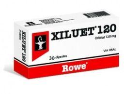 Xiluet 120 Mg 30 Capsulas
