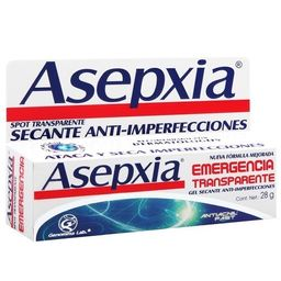 Asepxia Emergencia T.Spot 28 Grs.