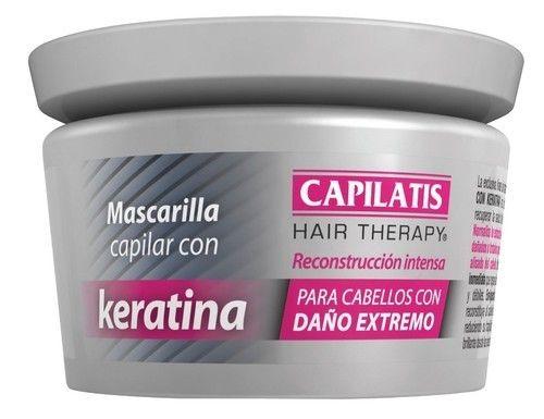 Capilatis Mascarilla Keratina 170 Ml.