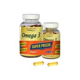 Omega 3 100+40 Capsulas Servimedic