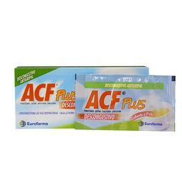 Acf Plus Descongestivo 5 Sobres