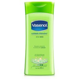 Vasenol Crema Botella Aloe Vera 400Ml